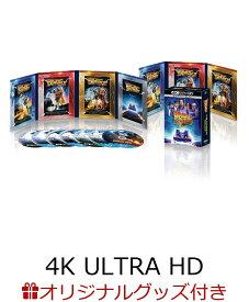 【楽天ブックス限定商品】バック・トゥ・ザ・フューチャー トリロジー 35thアニバーサリー・エディション<4K ULTRA HD + ブルーレイセット>(オリジナル・ウエストバッグ付き) )【4K ULTRA HD】 [ マイケル・J.フォックス ]