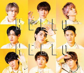 HELLO HELLO (初回盤B CD+DVD) [ Snow Man ]