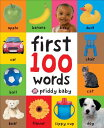 FIRST 100 WORDS(BB) [ ROGER PRIDDY ]