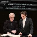 【輸入盤】ピアノ協奏曲第1番、第2番 エフゲニー・スドビン、オスモ・ヴァンスカ&タピオラ・シンフォニエッタ