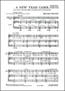 【輸入楽譜】ブリテン, Benjamin: 金曜日の午後 Op.7 第5番「新年のキャロル」(女声三部合唱とピアノ伴奏)