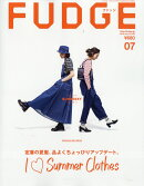 FUDGE (ファッジ) 2019年 07月号 [雑誌]