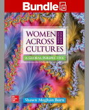 Gen Combo Looseleaf Women Across Cultures; Connect Access Card [With Access Code]
