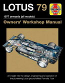 LOTUS 79 OWNERS' WORKSHOP MANUAL(H)