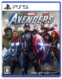 Marvel's Avengers (アベンジャーズ) PS5版