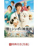 【先着特典】僕とシッポと神楽坂 DVD-BOX(特製B5クリアファイル2枚セット付き)