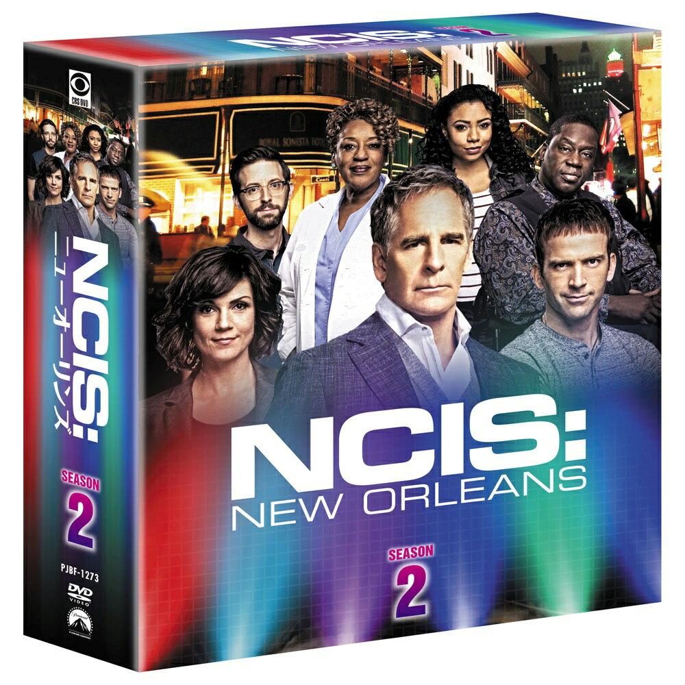 NCIS:ニューオーリンズ シーズン2<トク選BOX> [ スコット・バクラ ]