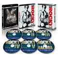 【予約】ロッキー コレクション スチールブック付きブルーレイBOX(6枚組)(数量限定生産)【Blu-ray】