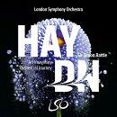 【輸入盤】『ハイドン・想像上のオーケストラの旅』 サイモン・ラトル&ロンドン交響楽団