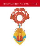 MONKEY MAJIK BEST - A.RI.GA.TO - (3CD+Blu-ray)