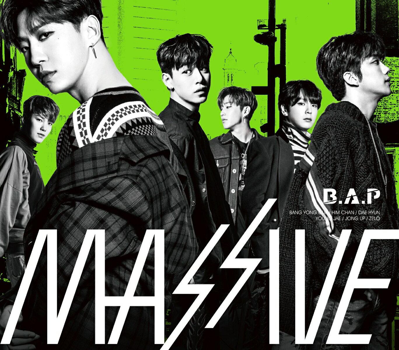 MASSIVE (初回限定盤A CD+DVD) [ B.A.P ]