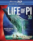 ライフ・オブ・パイ/トラと漂流した227日 3D・2Dブルーレイセット<2枚組> 【3D Blu-ray】