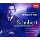 【輸入盤】交響曲全集 ムーティ&ウィーン・フィル(4CD)