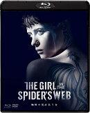 蜘蛛の巣を払う女 ブルーレイ&DVDセット【Blu-ray】