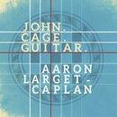 【輸入盤】John Cage Guitar: Larget-caplan Adam Levin(G) Leventhal(Vn)