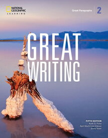 Great Writing 2: Great Paragraphs GRT WRITING 2 GRT PARAGRAPHS 5 [ Keith S. Folse ]