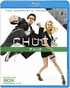 CHUCK/チャック<セカンド・シーズン>コンプリート・ボックス【Blu-ray】 [ ザッカリー・リーヴァイ ]