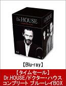 【タイムセール】Dr.HOUSE/ドクター・ハウス コンプリート ブルーレイBOX【Blu-ray】