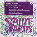 サン=サーンス:交響曲 第3番「オルガン付き」 ヴァイオリン協奏曲 第3番