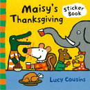 Maisy's Thanksgiving Sticker Book [洋書]