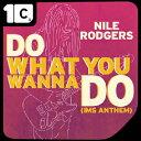 DO WHAT YOU WANNA DO (IMS ANTHEM) REMIXES [ ナイル・ロジャース ]