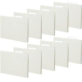 コクヨ 個別フォルダー NEOS A4 10冊 オフホワイト A4P-NEF15WX10 個別フォルダー (文具(Stationary))
