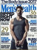 Men's Health 2017年 08月号 [雑誌]