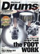 Rhythm & Drums magazine (リズム アンド ドラムマガジン) 2017年 08月号 [雑誌]