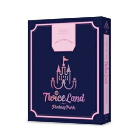 TWICE 2ND TOUR TWICELAND ZONE 2:Fantasy Park(Blu-ray Disc) [ TWICE ]
