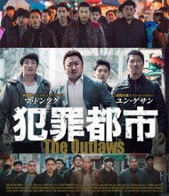 犯罪都市【Blu-ray】 [ マ・ドンソク ]