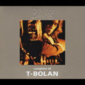 コンプリート・オブ T-BOLAN at the BEING studio [ T-BOLAN ]