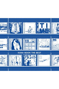 KANA-BOONTHEBEST(初回限定盤2CD+Blu-ray)[KANA-BOON]