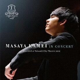 亀井聖矢 IN CONCERT Recorded at Takasaki City Theatre 2020 [ 亀井聖矢 ]