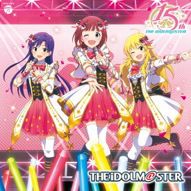 THE IDOLM@STERシリーズ15周年記念曲「なんどでも笑おう」【765PRO ALLSTARS盤】 [ THE IDOLM@STER FIVE STARS!!!!! ]