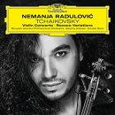 【輸入盤】ヴァイオリン協奏曲、ロココの主題による変奏曲(ヴィオラ版) ネマニャ・ラドゥロヴィチ、ゲッツェル&…