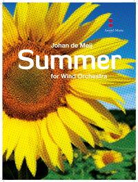 ブックス: 【輸入楽譜】デ・メイ, Johan: 夏: スコアとパート譜セット - デ・メイ, Johan - 2600001140897 : 本