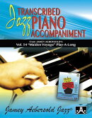 "Transcribed Jazz Piano Accompaniment: From Jamey Aebersold's Vol. 54 ""maiden Voyage"" Play-A-Long"