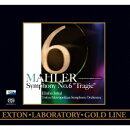 マーラー:交響曲第6番 イ短調「悲劇的」 -ワンポイント・レコーディング・ヴァージョンー
