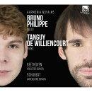 【輸入盤】ベートーヴェン:ヴァイオリン・ソナタ第9番『クロイツェル』(チェロ版)、シューベルト:アルペジョー…