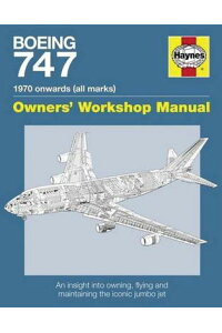 Boeing7471970Onwards(AllMarks):AnInsightIntoOwning,Flying,andMaintainingtheIconicJumb[ChrisWood]