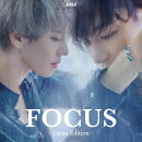 FOCUS -Japan Edition- (初回限定盤 CD+DVD)