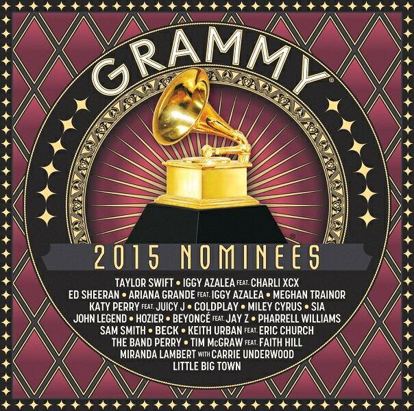 2015 GRAMMY(R)ノミニーズ [ (V.A.) ]