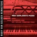 【輸入盤】Red Garland's Piano [ Red Garland ]