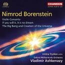 【輸入盤】ビッグバンと宇宙の創造、ヴァイオリン協奏曲、他 ヴラディーミル・アシュケナージ&オックスフォード・…