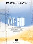 【輸入楽譜】ハーディマン, Ronan: ロード・オブ・ザ・ダンス/ヴィンソン編曲: スコアとパート譜セット