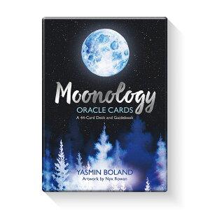 ムーンオロジーオラクルカード(2020年 改定版) (ライトワークス) [ ヤスミン・ボーランド ]