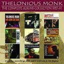 【輸入盤】Complete Albums Collection 1957-1961 (5CD) [ Thelonious Monk ]