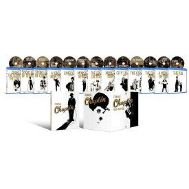 チャップリン Blu-ray BOX【Blu-ray】 [ チャールズ・チャップリン ]