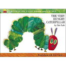VERY HUNGRY CATERPILLAR,THE(P W/CD)