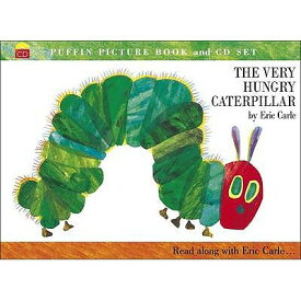 VERY HUNGRY CATERPILLAR,THE(P W/CD) [ ERIC CARLE ]